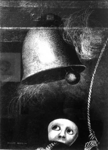 III. Una máscara toca a muerte (192mm x 158mm)
