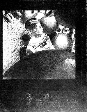 V. El soplo que guia a los seres está también en las esferas (273mm x 209mm)