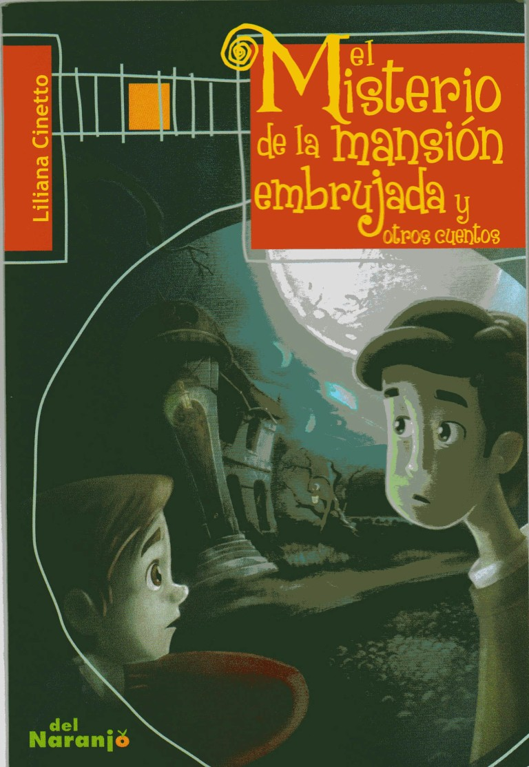 El misterio de la mansión embrujada
