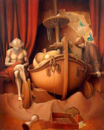 Pintura de Vlada Mirkovic