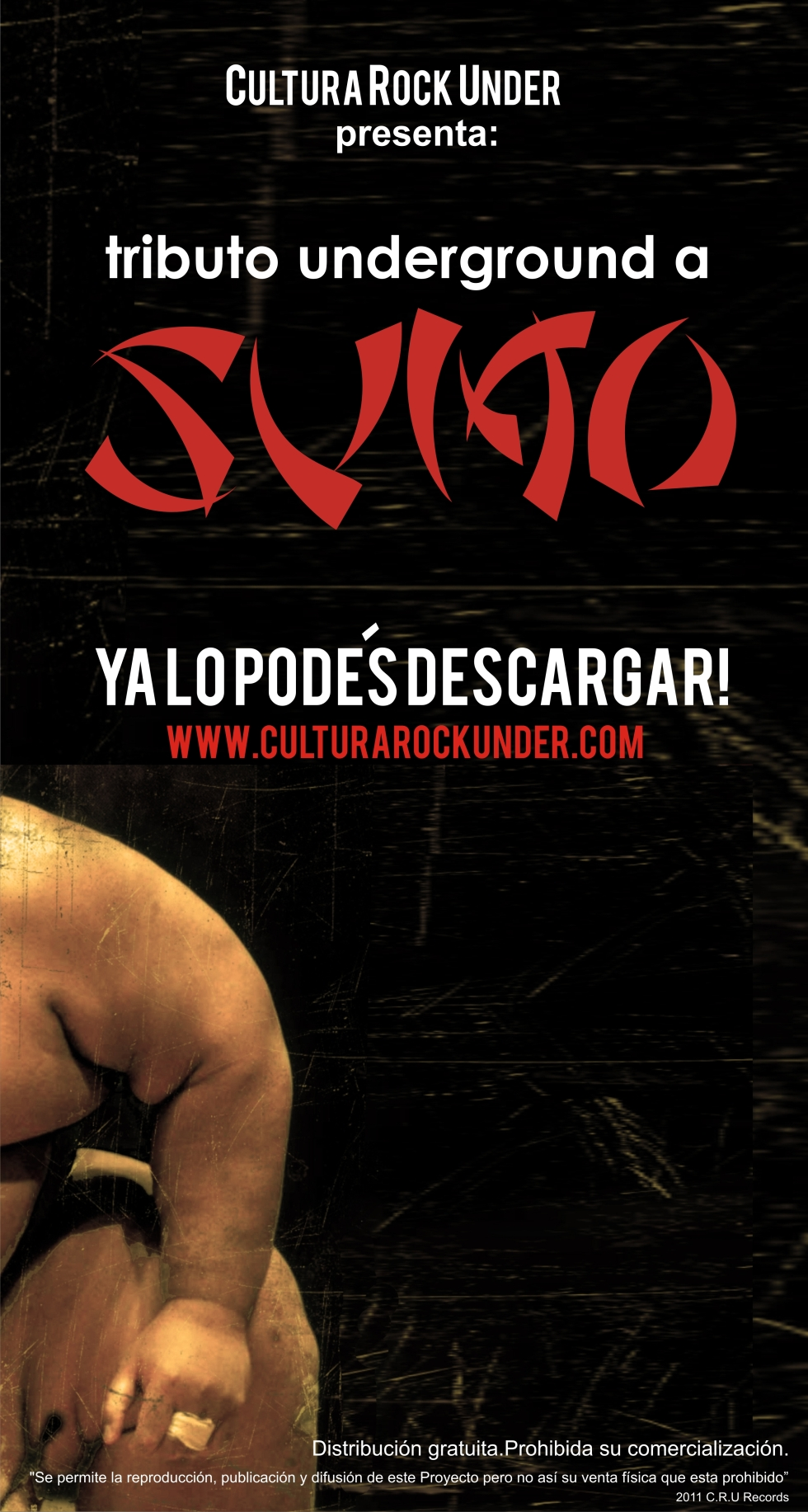 CRU Records - Tributo Underground a Sumo