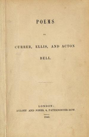 Charlotte Brontë Poemas Facultades Mentales