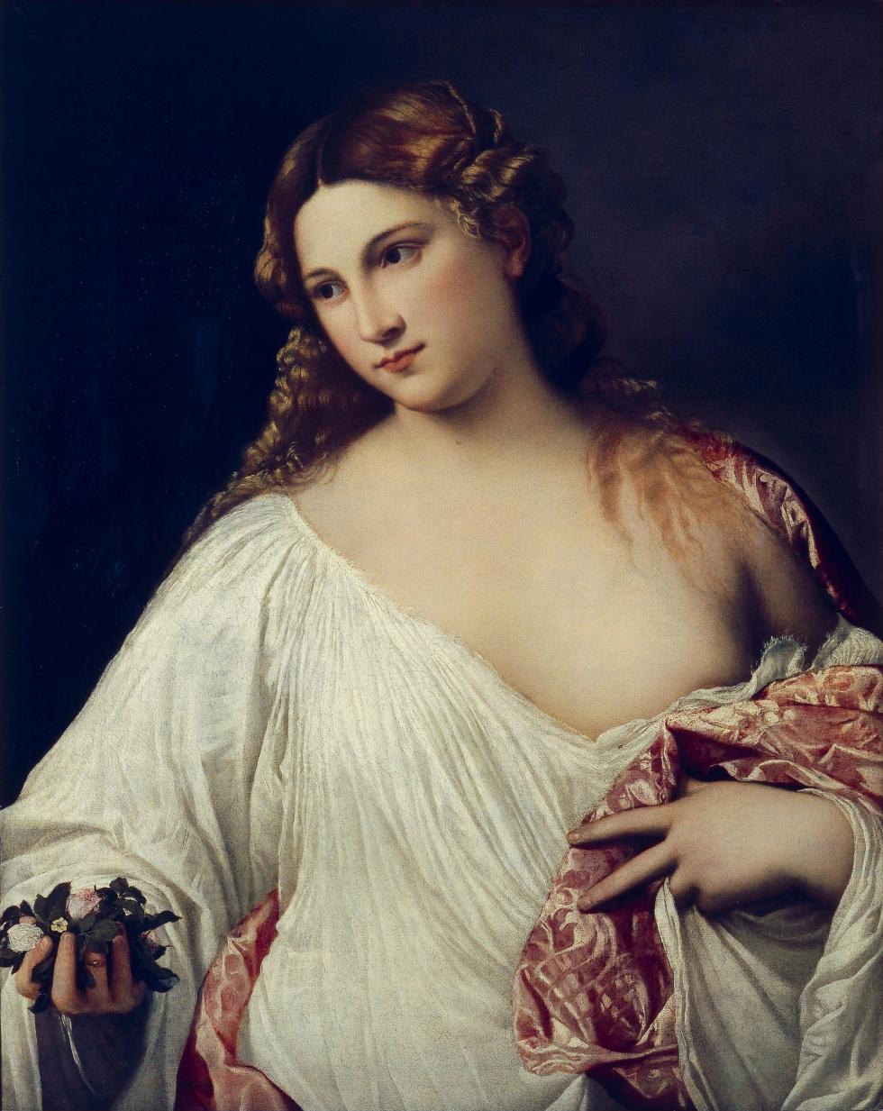 Flora (h 1515, 79 x 63 cm)