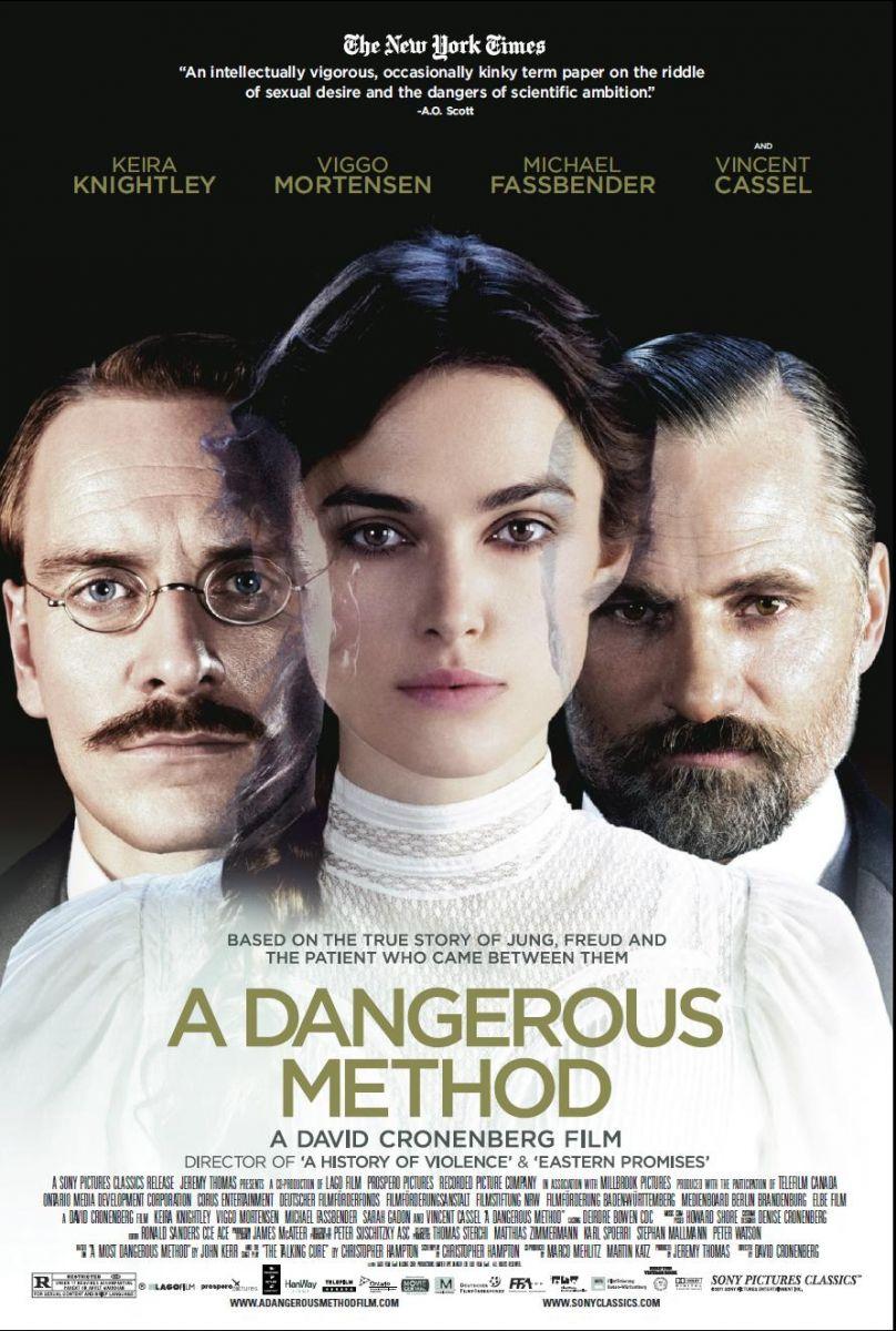 A Dangerous Method Poster 2