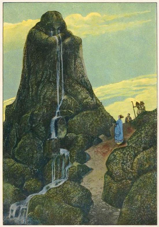 para Antiguos cuentos de hadas, de František Ruth (1920) 1