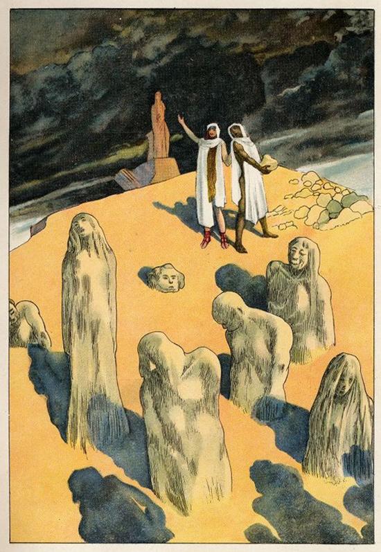 para Antiguos cuentos de hadas, de František Ruth (1920) 2