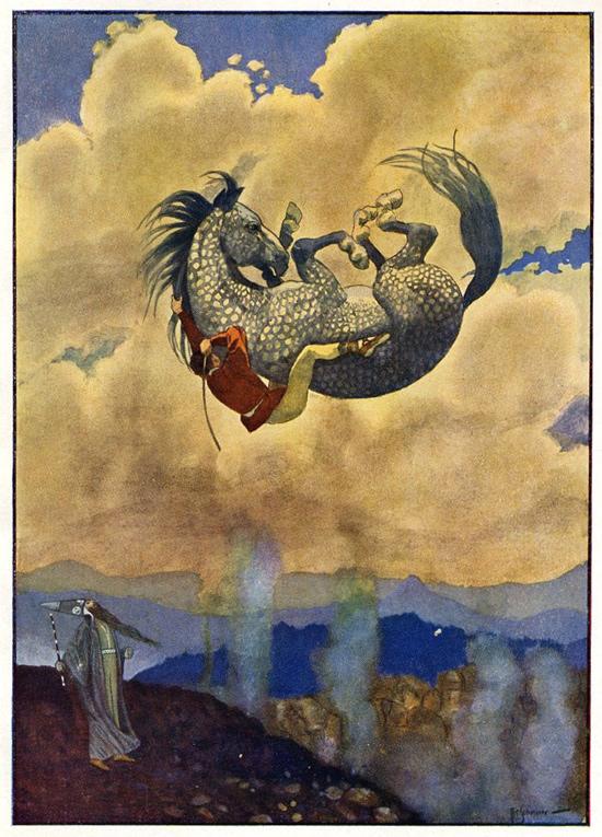 para Bajo el dominio de la magia, de J. Š. Kubín (1920s) 1