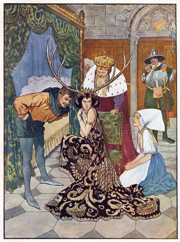 para Bajo el dominio de la magia, de J. Š. Kubín (1920s) 2