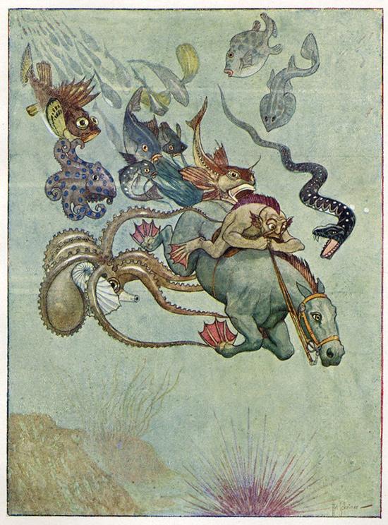 para Bajo el dominio de la magia, de J. Š. Kubín (1920s) 3