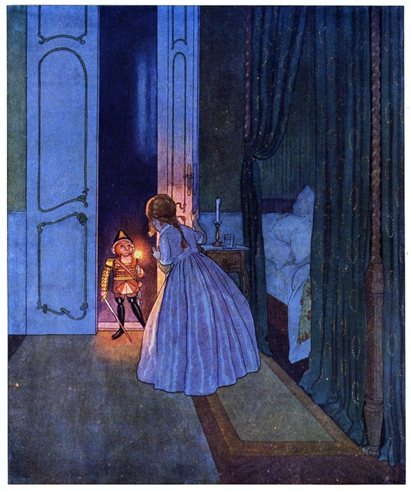 para El cascanueces y el Rey Ratón, de Hoffmann (1924) 2
