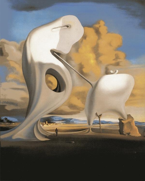 El Angelus arquitectónico de Millet (1933)