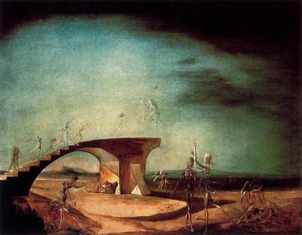 El puente roto del sueño