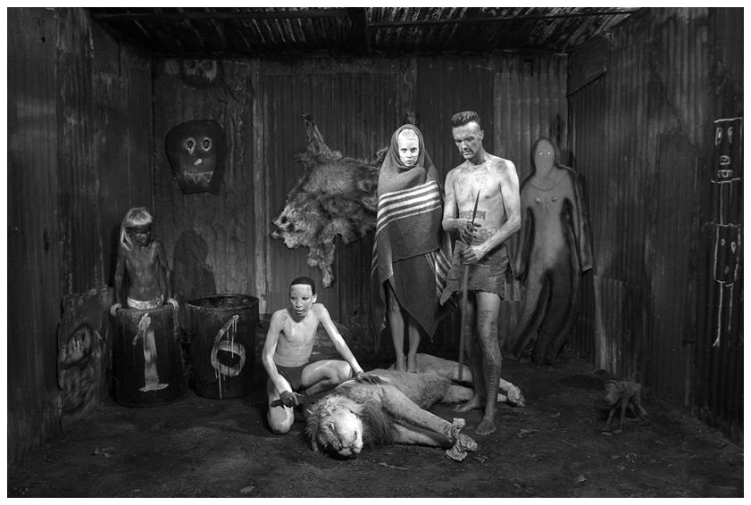 Roger Ballen and Die Antwoord 25D