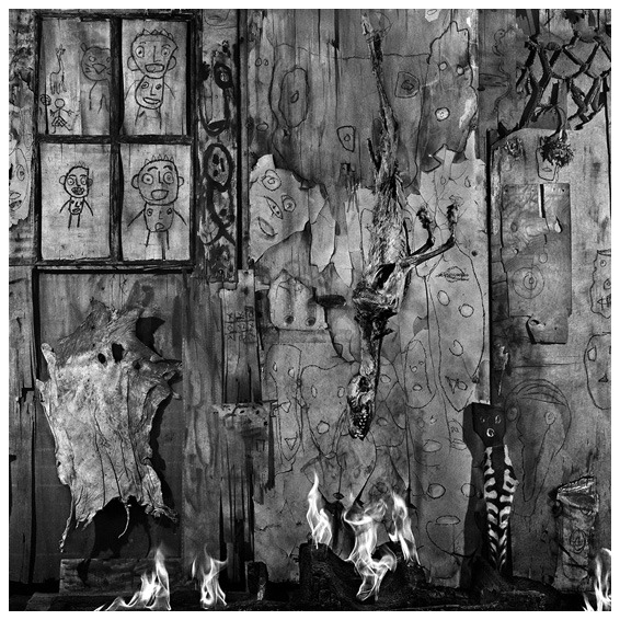 Roger Ballen and Die Antwoord 35A