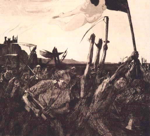 Aufruhr, 1899