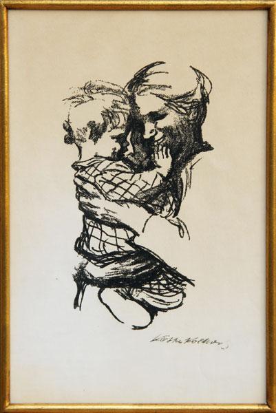 Madre e hijo II