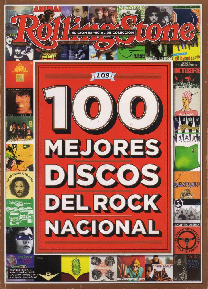 Rolling Stone Argentina (2013) Los 100 mejores discos del rock nacional