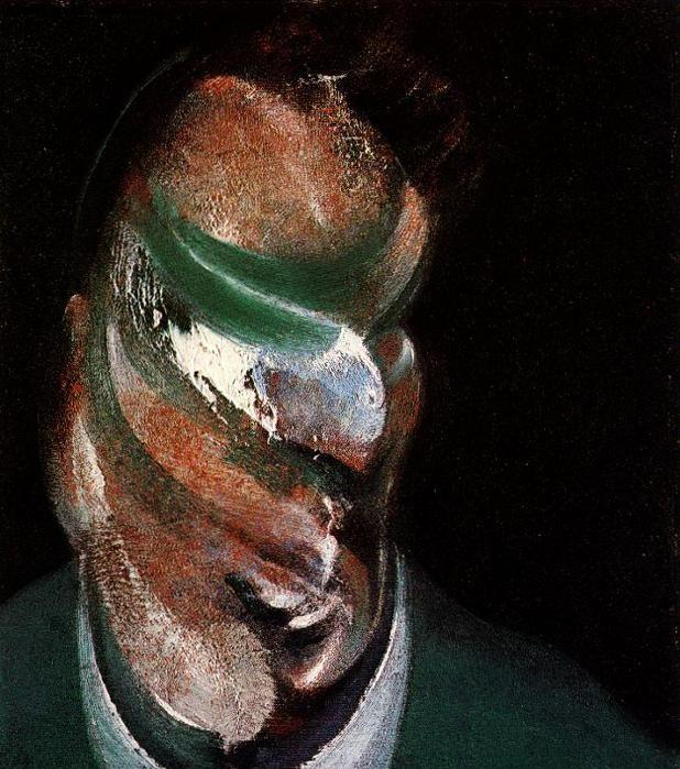 Bacon. Lucian Freud
