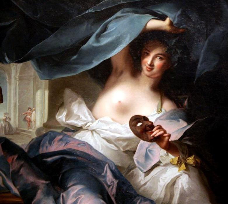 Jean-Marc Nattier (1685-1766) Talia