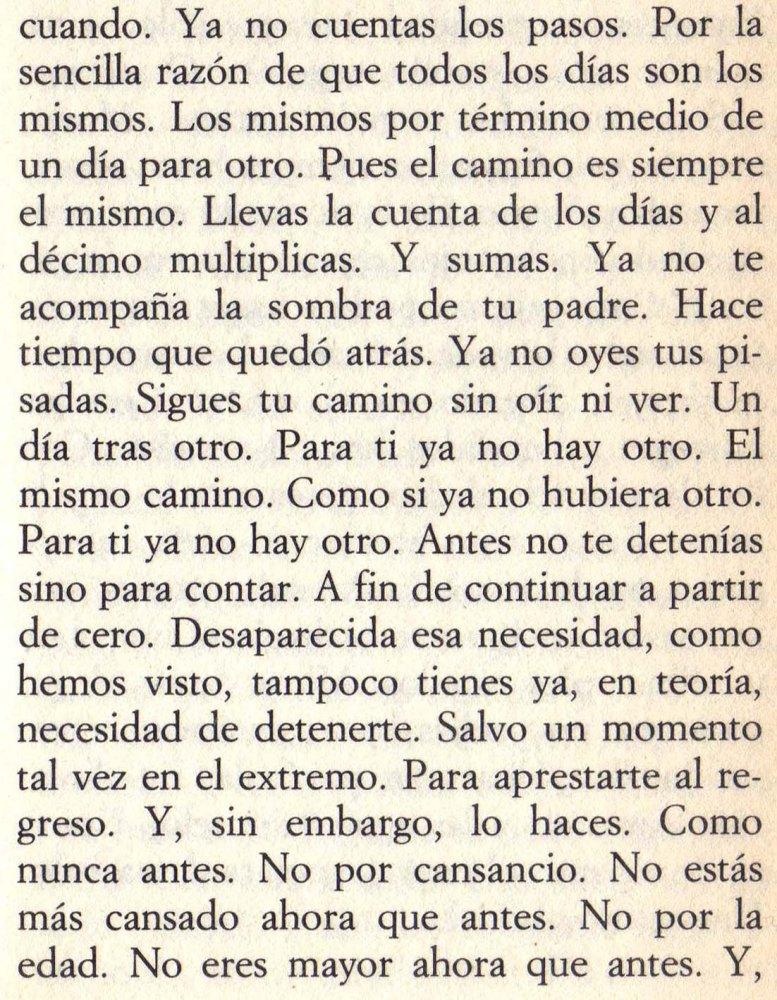 Samuel Beckett (1980) Company (Compañía) (2/4)