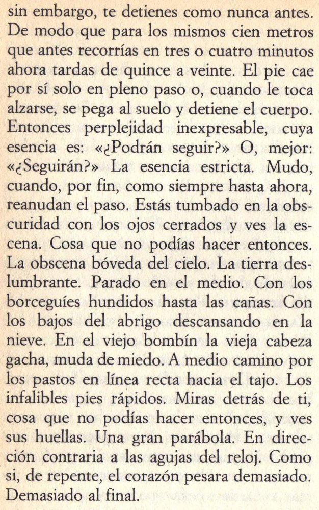 Samuel Beckett (1980) Company (Compañía) (3/4)