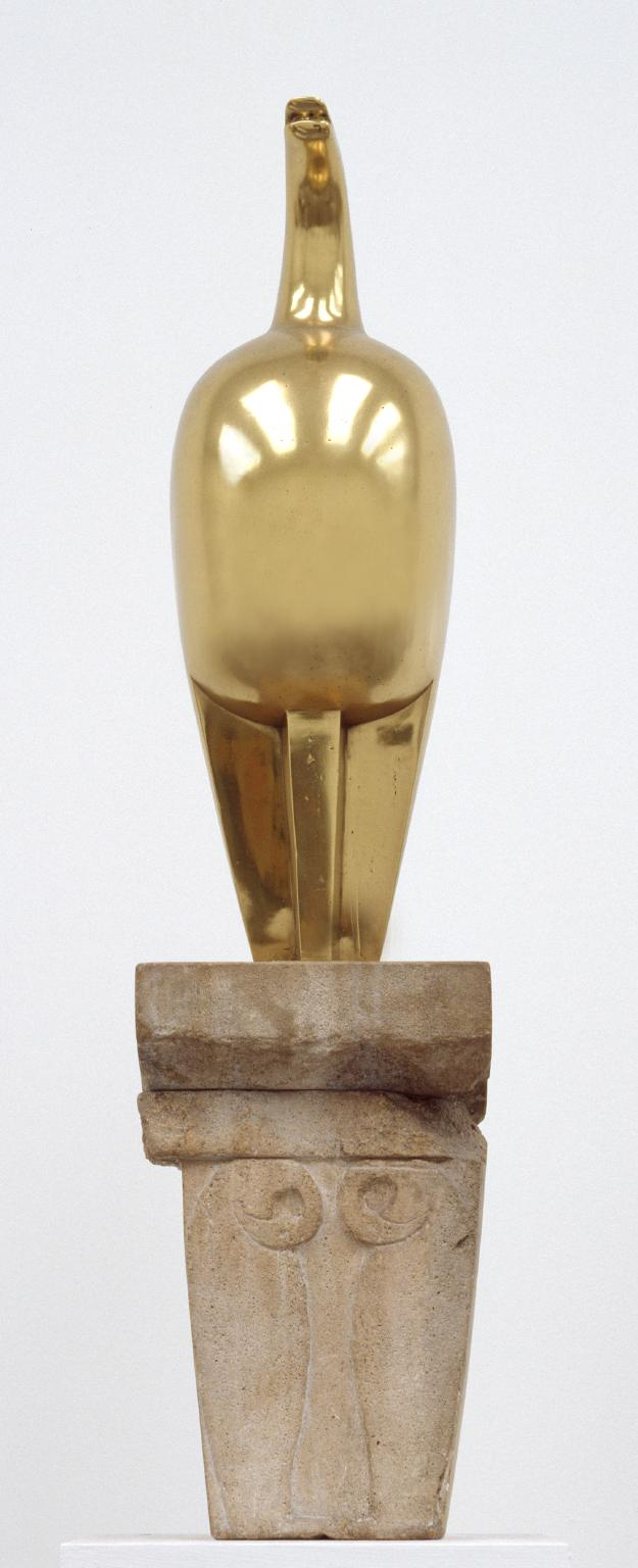 Maiastra 1911 Constantin Brancusi 1876-1957 Purchased 1973 http://www.tate.org.uk/art/work/T01751