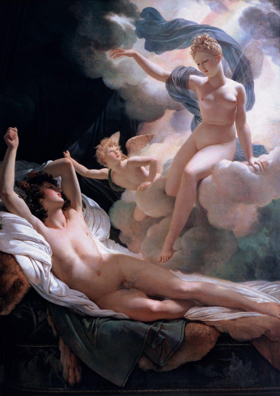 Morfeo e Iris (1811)