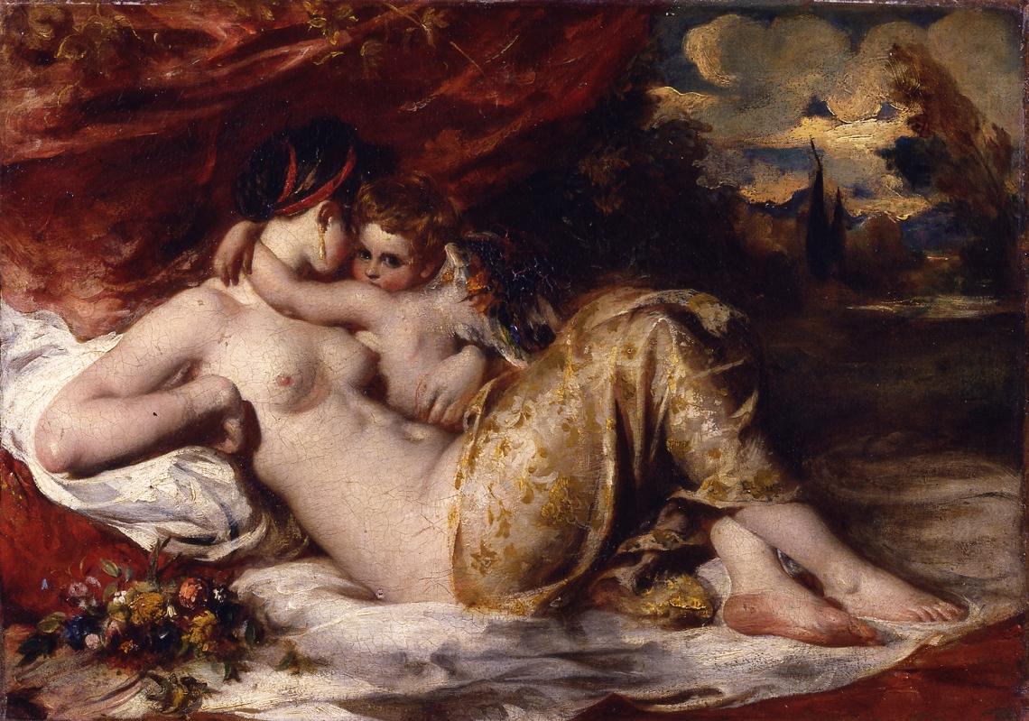 Venus and Cupid (1830)