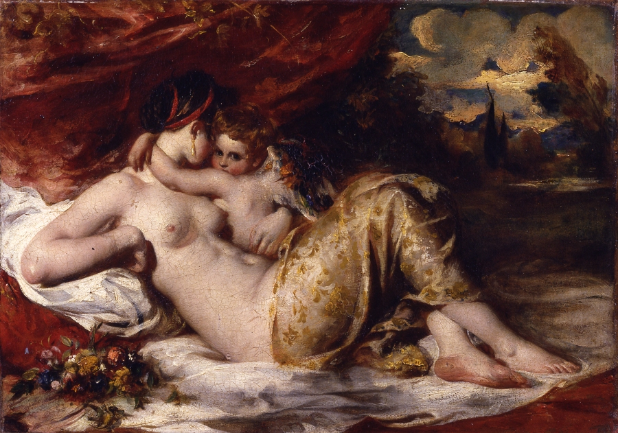 Venus and Cupid (1830)